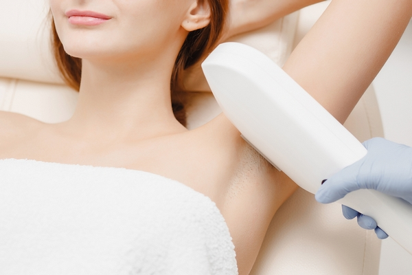 Laser hair removal is safe.