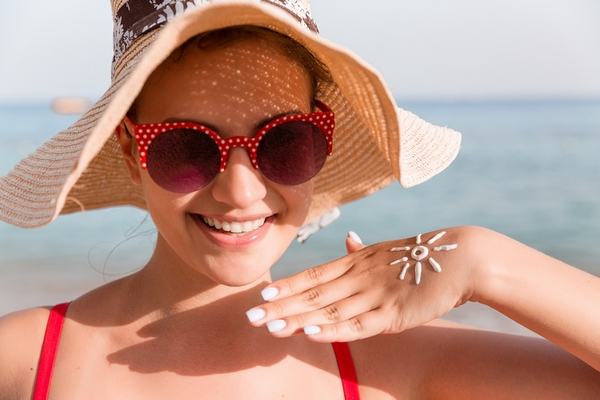 Avoid the sun as you get ready for laser hair removal.