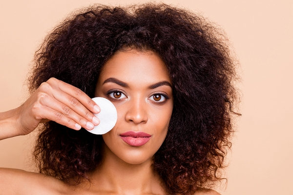 Oiliness may be a sign of over exfoliated skin.