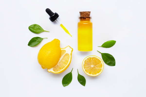 Lemon juice is great for clogged pores on cheeks, forehead, and nose.