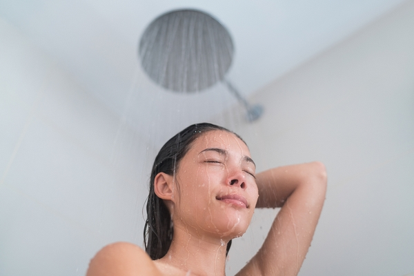 Can I shower right after laser hair removal?