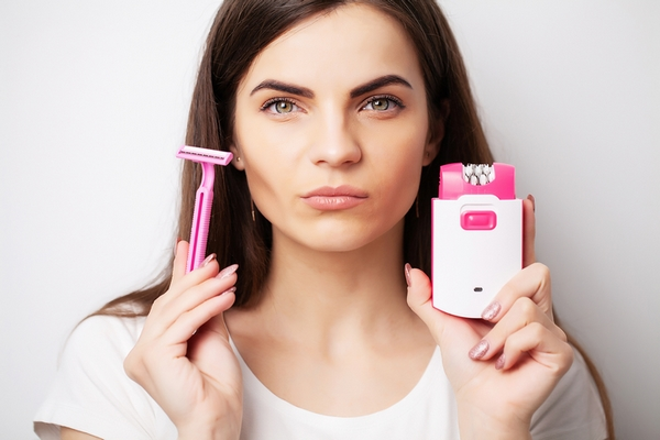 Can I wax after laser hair removal?