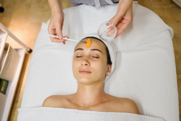 Facials are great remedies to remove deep forehead wrinkles.