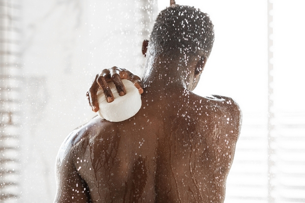 Back acne is caused by not showering right after a workout.