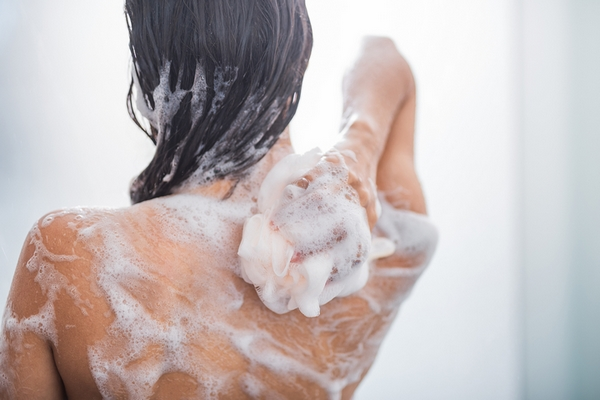 Back acne is caused by using the wrong body wash for your skin.