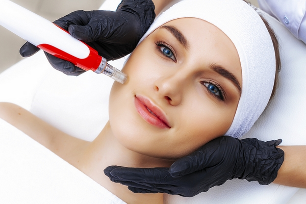 Try the mesotherapy procedure for your face.
