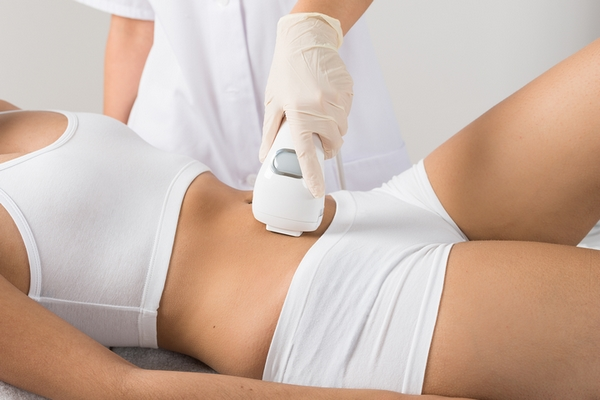 FORMA Skin Tightening Treatment is good for getting rid of saggy skin after weight loss.