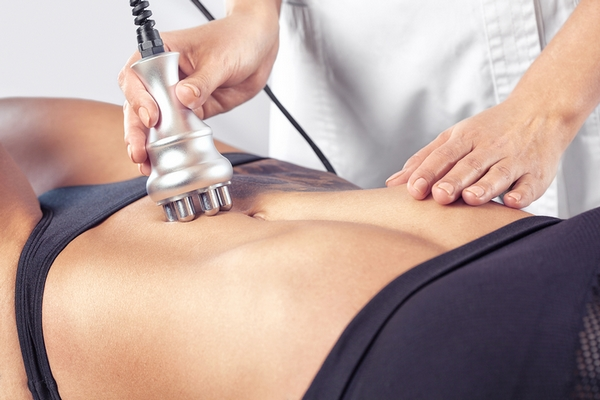 The PLUS Radio Frequency Skin Tightening Treatment is a good way to get rid of saggy skin after weight loss.