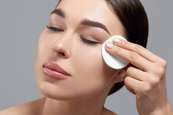 Exfoliation can be good home remedies for sun damaged face.