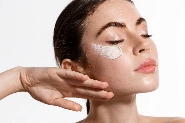 Add an eye cream to your morning face routine