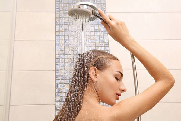 Do I shower before or after a facial?